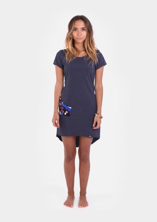 Ocean Blue Womens Dress /17