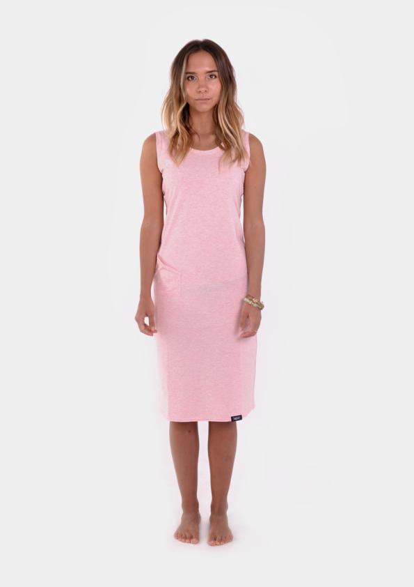 Surf Pink Womens Dress /17