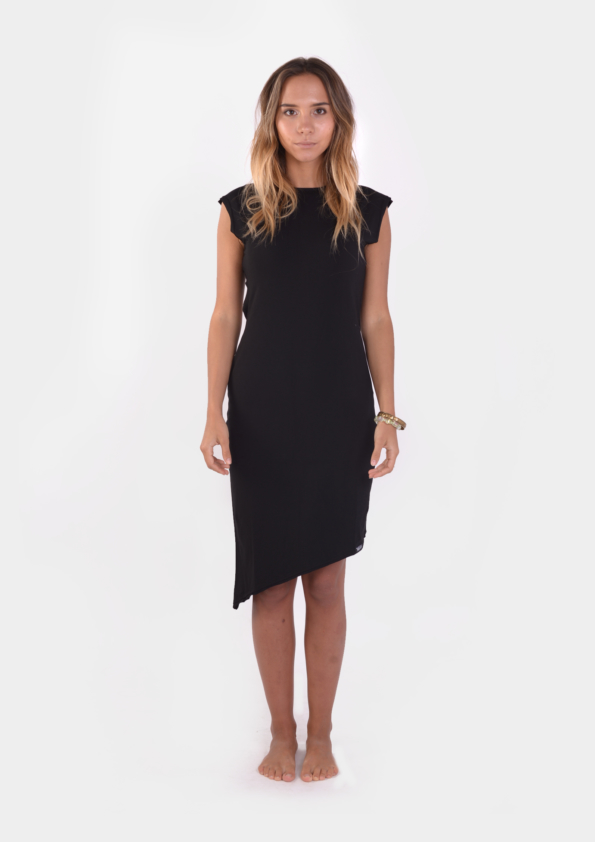 Black Sunset Womens Dress /17