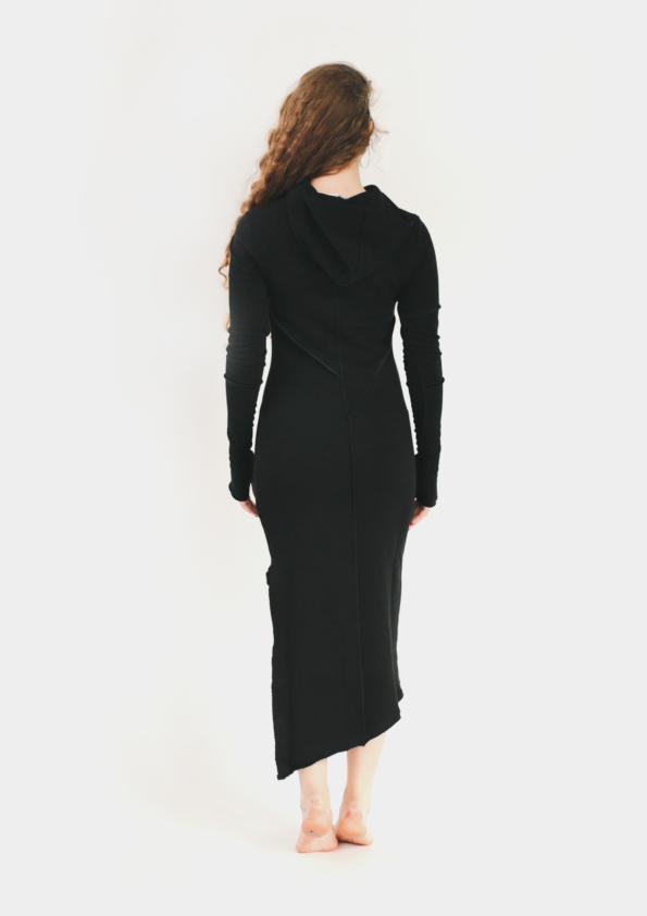Черное платье Assasin