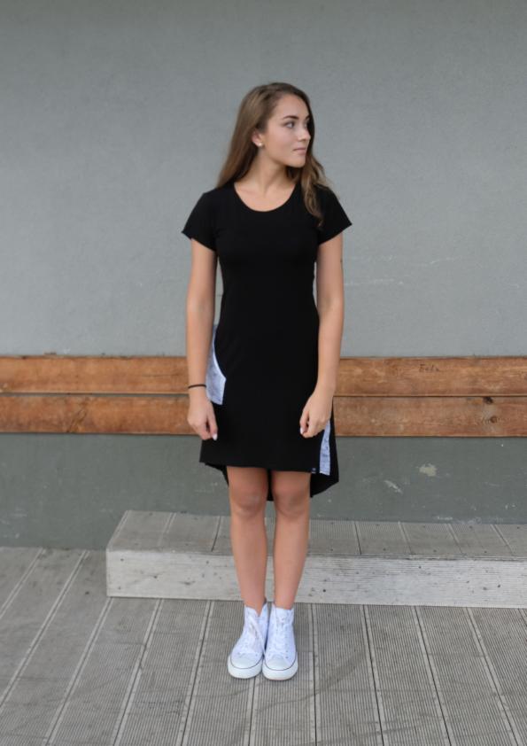 Платье черное Ocean Black