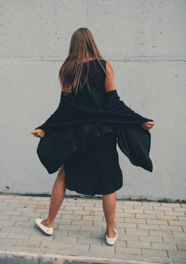 Жакет черный LIneUp